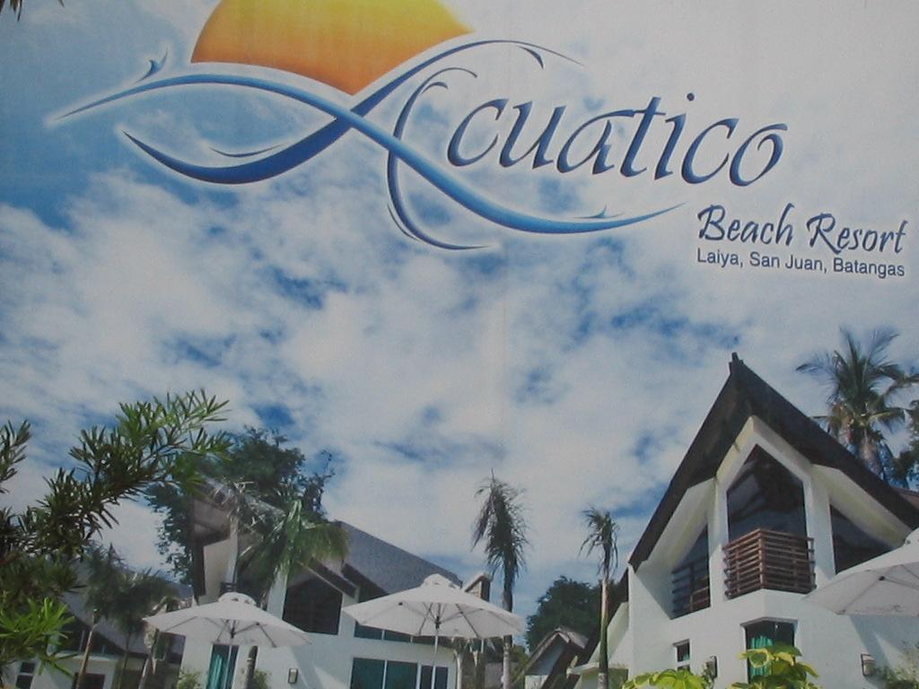 Laiya San Juan Batangas Best Beach South Of Manila