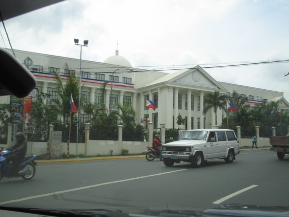 the provincial capitol was recently moved to Antipolo, from Pasig which has long ceased to be part of the rpovince