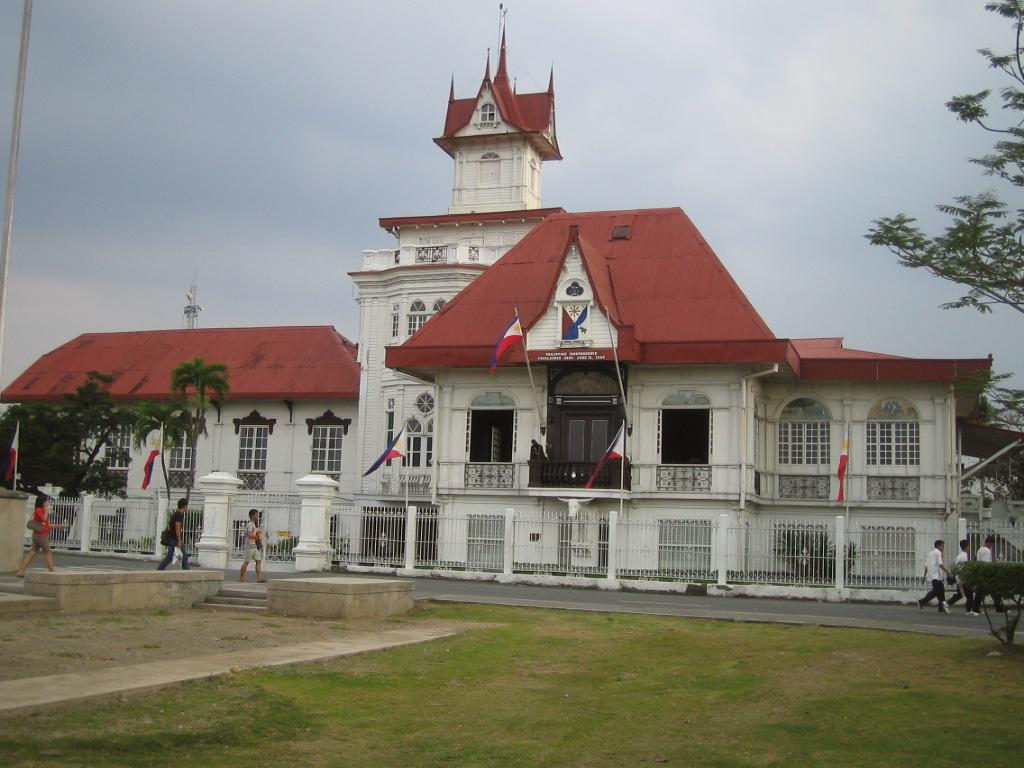 Aguinaldo Shrine Kawit Cavite LAKWATSA