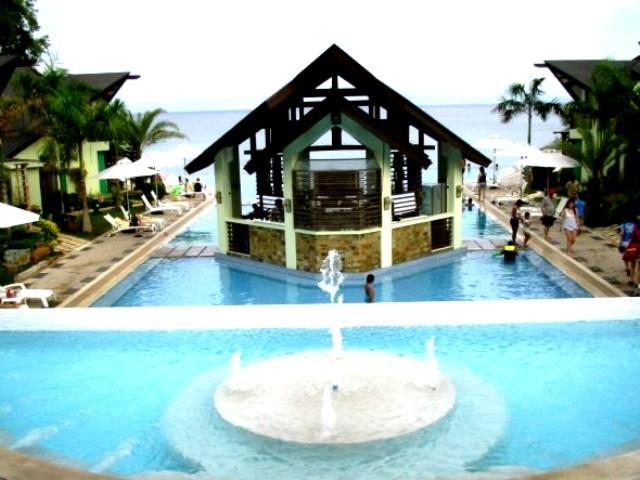 Acuatico LAKWATSA - Acuatico beach resort map