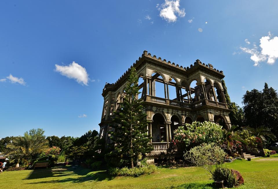 Don Mariano Ledesma Lacson Maria Braga Bacolod Ruins Lakwatsa