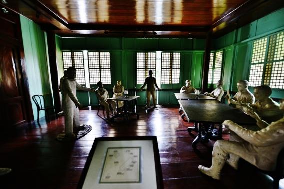 trial and execution of bonifacio