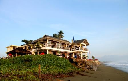 Baler resort