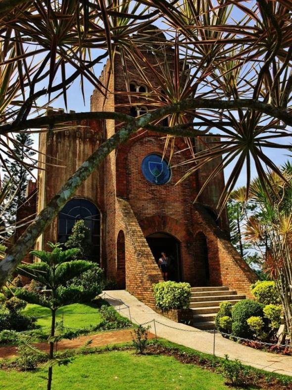 The Chapel of Transfiguration.