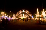 An attraction of Tangub City during Christmas.