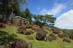 Located in Hoyohoy Highland Stone Chapel Adventure Park in Tangub City.