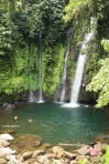 A waterfalls found deep in the jungle of Mt. Malindang. Located in Barangay Guiban in the Municipality of Concepcion.