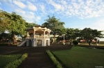 A historic Bandstand in the heart of the City Plaza in Oroquieta.