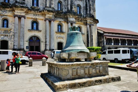 also one of the largest church bells in the country