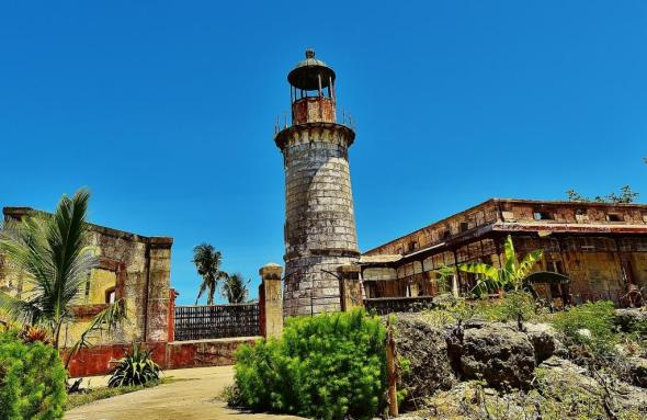 Bugui Point lighthouse revisited. In Aroroy, Masbate