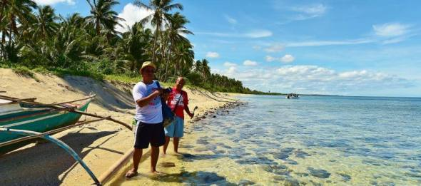 We also visited majaba, an island southwest of Masbate City, and never been visited by probably 99% of Masbatenos