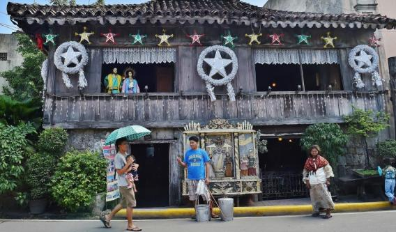 the oldest Chines house outside of China