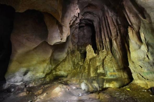 Bat-ongan Cave. Mandaon Town
