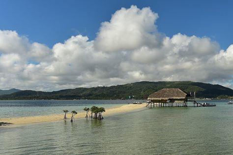 Buntod Reef. Within Masbate City.