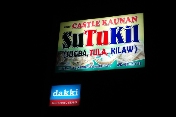 Have lunch or dinner at the city's most famous SuTuKil, extremely good food at very affordable prices