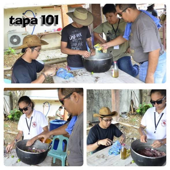 Learn how to make tapa