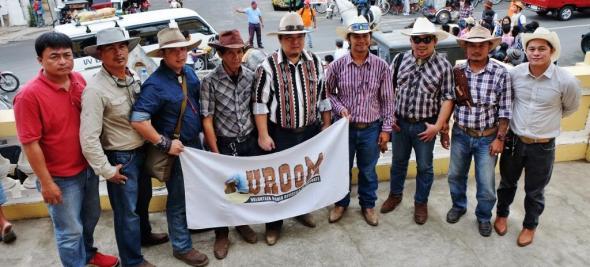 Volunteer Rodeo Officials of Masbate (VROoM)