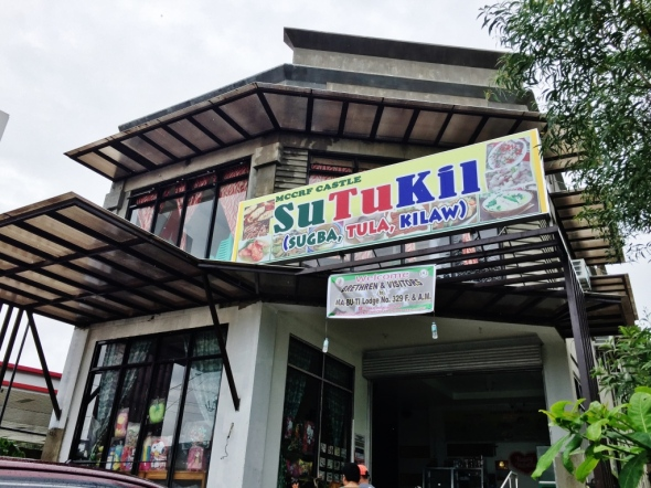 Sutukil is the best local restaurant, good food, very low prices