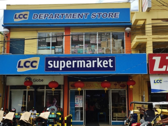 LCC, the largets chain of malls, supermarkets and express stores in the Bicol region is present in Masbate